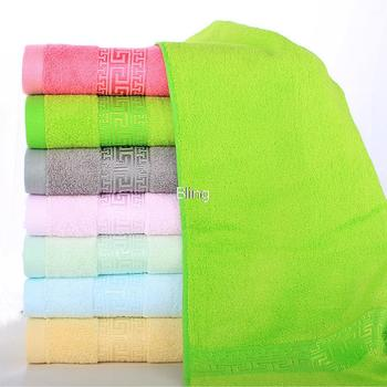 Bling Recommend Free shipping Hot Sale 4pcs/lot 140x70cm Quality Bamboo Fiber Towel Natural & Eco-friendly Nice Soft BL009