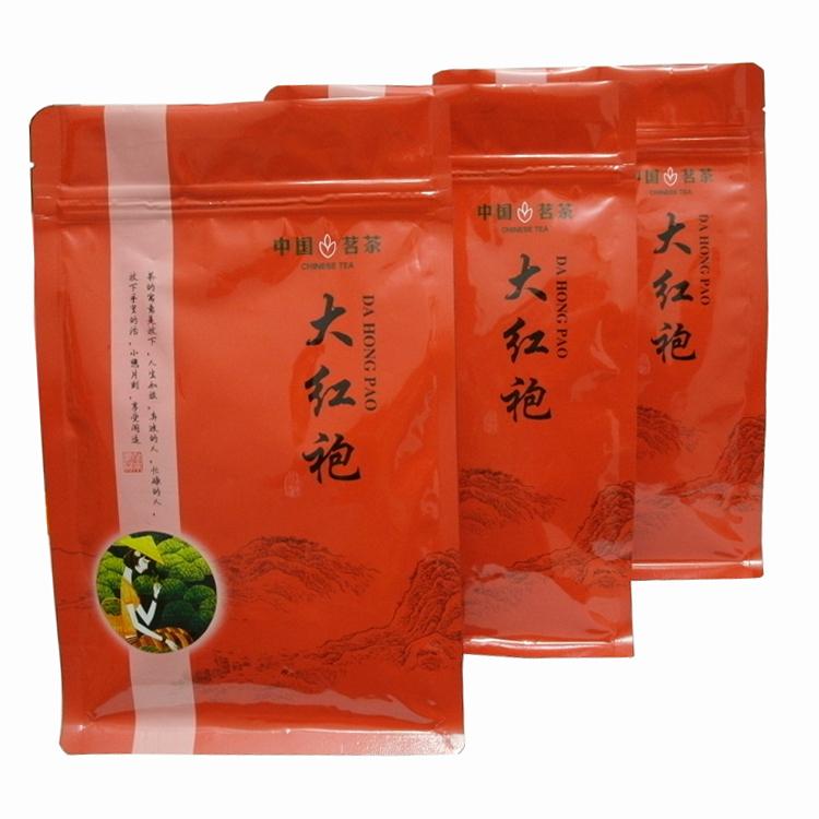 168g Super grade dahongpao Wuyi rock tea, luzhou-flavor Dahongpao,Wuyi rock cliff oolong tea,Big Red Robe oolong tea
