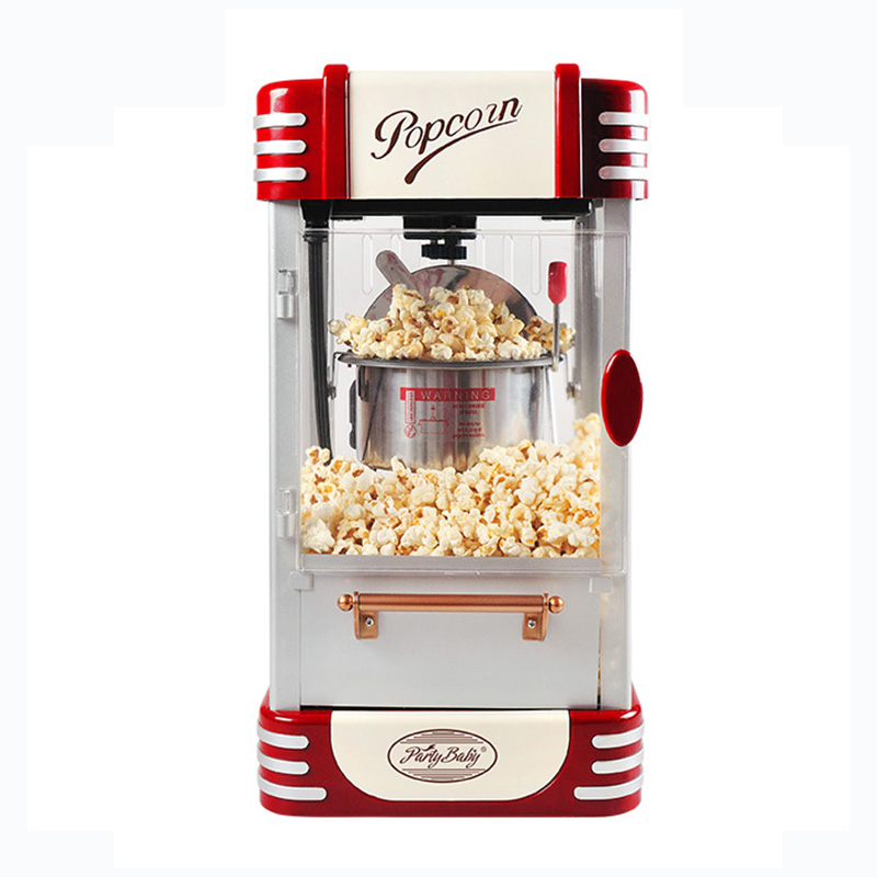 popcorn popping machine
