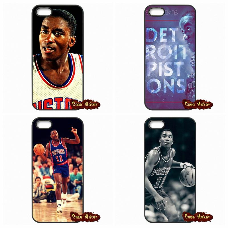 top five NBA players Isiah Thomas Phone Case Cover For LG G2 G3 G4 G5 Mini G3S L65 L70 L90 K10 For LG Google Nexus 4 5 6 6P(China (Mainland))