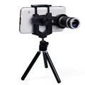 Universal 8X Zoom Telescope Camera Telephoto Lenses Mobile Phone Lens for Iphone 5 5s 6 for