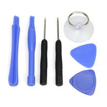 7Pcs/Set Cell Phone LCD Display Screen Replacement Opening Repair Tools Moble Phone Opening Screwdriver Disassemble Kit