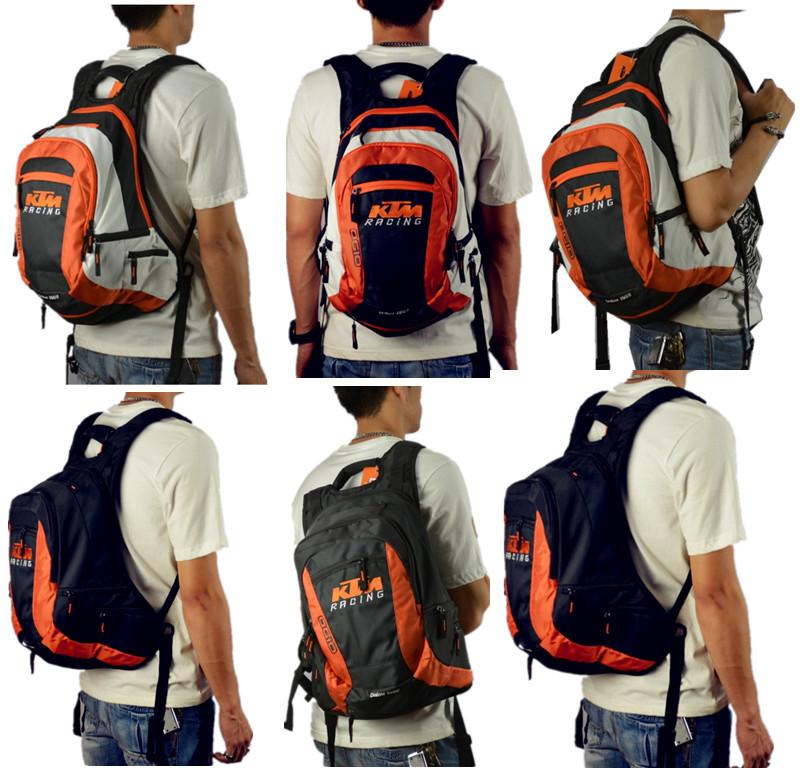 Motorcycle orange Softback Zipper Top Mochila Escolar Infantil New Style Ktm Bags/travel Bags racing Packages<br><br>Aliexpress