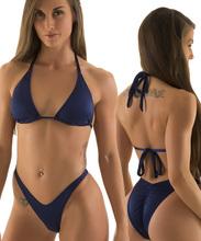 Women high cut swimsuit