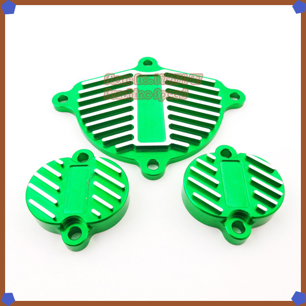 Green YinXiang Engine Cam Tappet Cover Dress Up For YX 150cc 160cc 1P60 Kit Pit Dirt Bike Motorcycle Motocross(China (Mainland))