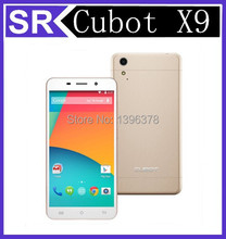 In stock!Cubot X9 Cell phone MTK6592 Octa Core 2GB RAM 16GB ROM Android 4.4 Phone 5.0 Inch IPS OGS OTG ultra slim