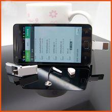 Malloom 2016 OTG Micro USB Host OTG Adapter Micro TF SD Card Reader For Windows 98SE/2000/XP/Vista/7 Android Phone #LYMA11(China (Mainland))