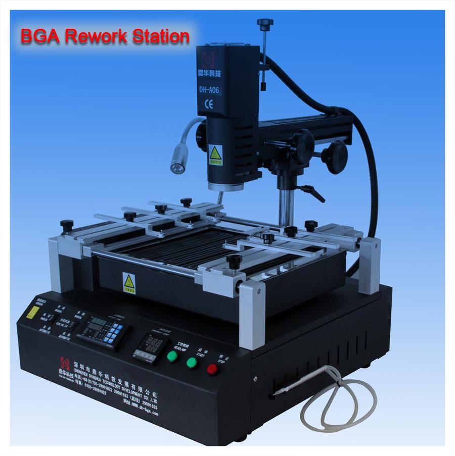 how to use bga rework station