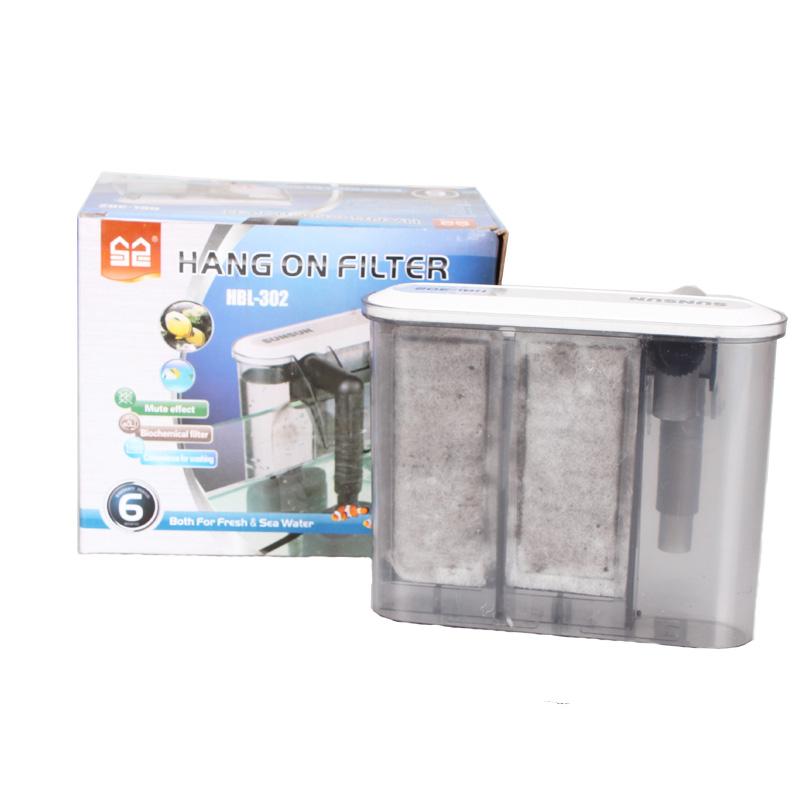Achetez en gros petit externe aquarium filtre en ligne for Filtre petit aquarium