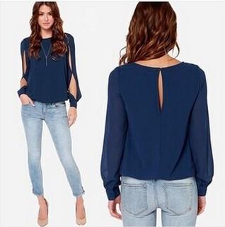 Модели Модных Блузок 2015