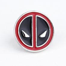 Ghostbusters Bros Bros Perak Merah Putih Halloween Hantu Ghostbusters Logo Enamel Pin Lencana Bros dan Pin(China)