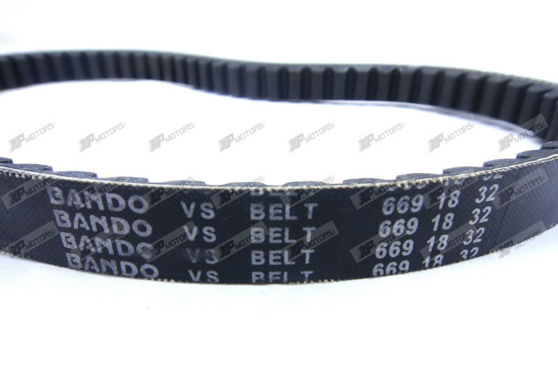 Bando CVT Belt 669 18 30 FIT FOR font b GY6 b font 50CC 139QMB SCOOTER