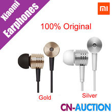 Original Xiaomi 2nd Piston Earphone 2 II Mi In-Ear Earphone Earbud with Remote Mic For Xiaomi Redmi Note Phone(China (Mainland))