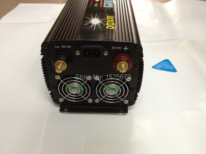 5000W power inverter charger UPS 5000W Camp inverter car inverter Computers, DC to AC inverter 5000w for printers Peak 10kw(China (Mainland))