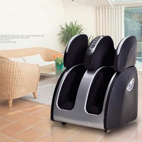 Electric Kneading / Rolling / Shiatsu Foot Massage Machine As seen on TV 2015 Free Shipping(China (Mainland))