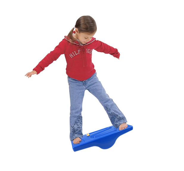 Rocking Seesaw See Saw Balance Board Sensory Integration Training Kids Early Childhood Toys