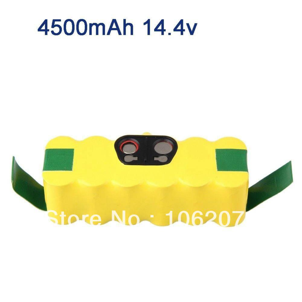 4500mAh Battery for iRobot Roomba 510 530 540 550 560 570 580 610 562 Vacuum Cleaner(China (Mainland))