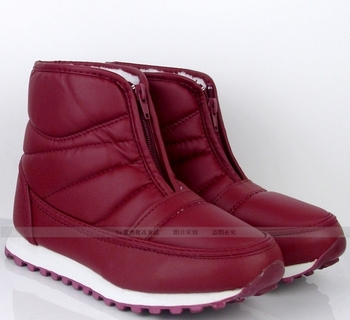 2015 New Arrived Classic Warm Man And Woman Snow Boots Winter Shoes