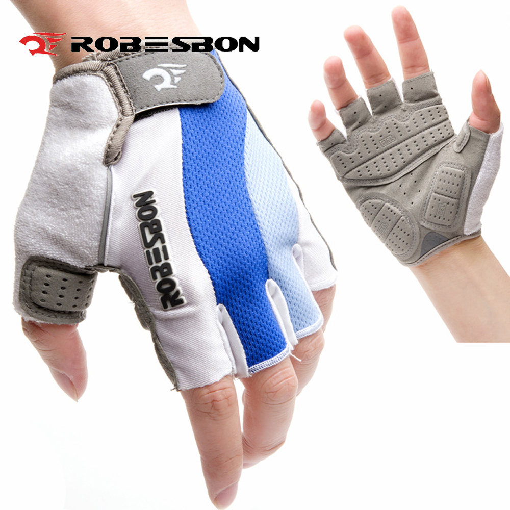 2016 Specialized Breathable ciclismo Cycling Gloves White luva bicicleta Bicycle Gloves Half Finger Mountain Bike MTB guantes(China (Mainland))