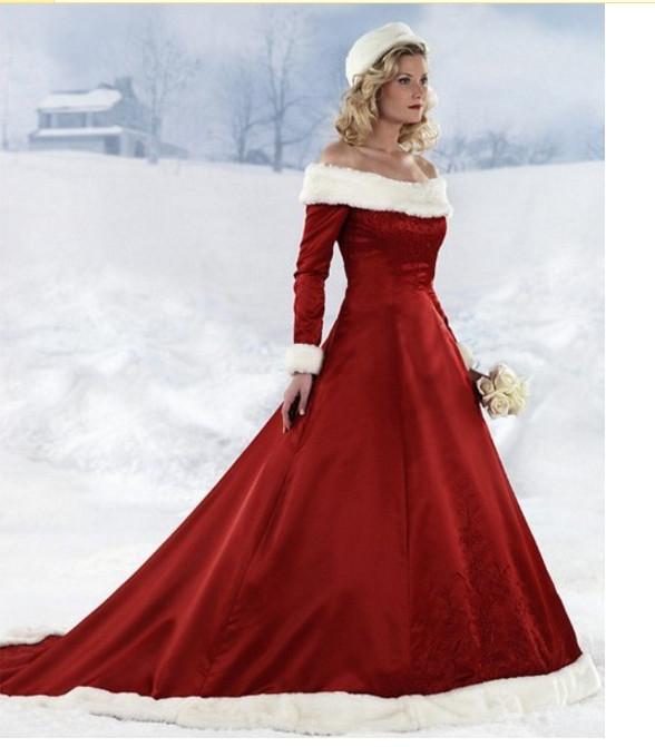 Purple Long Sleeved Wedding Dress PromotionShop for Promotional