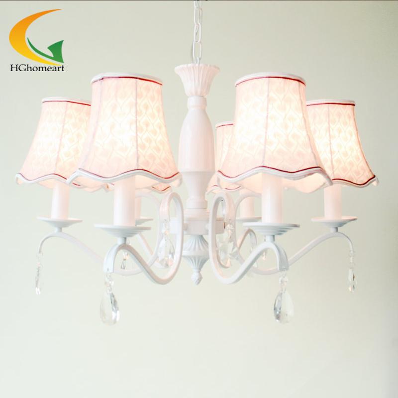 European pastoral style Korean small fresh minimalist LED lamps restaurant lights living room bedroom retro chandelier(China (Mainland))