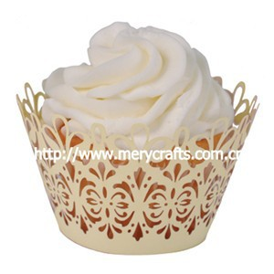 Combined order for 700 pcs of cupcake wrappers and 280pcs wedding favor box(China (Mainland))