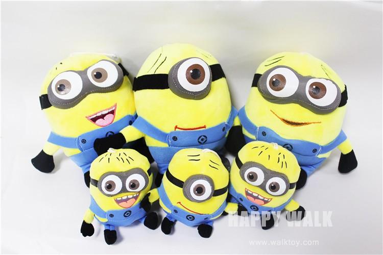 minion toys dolls