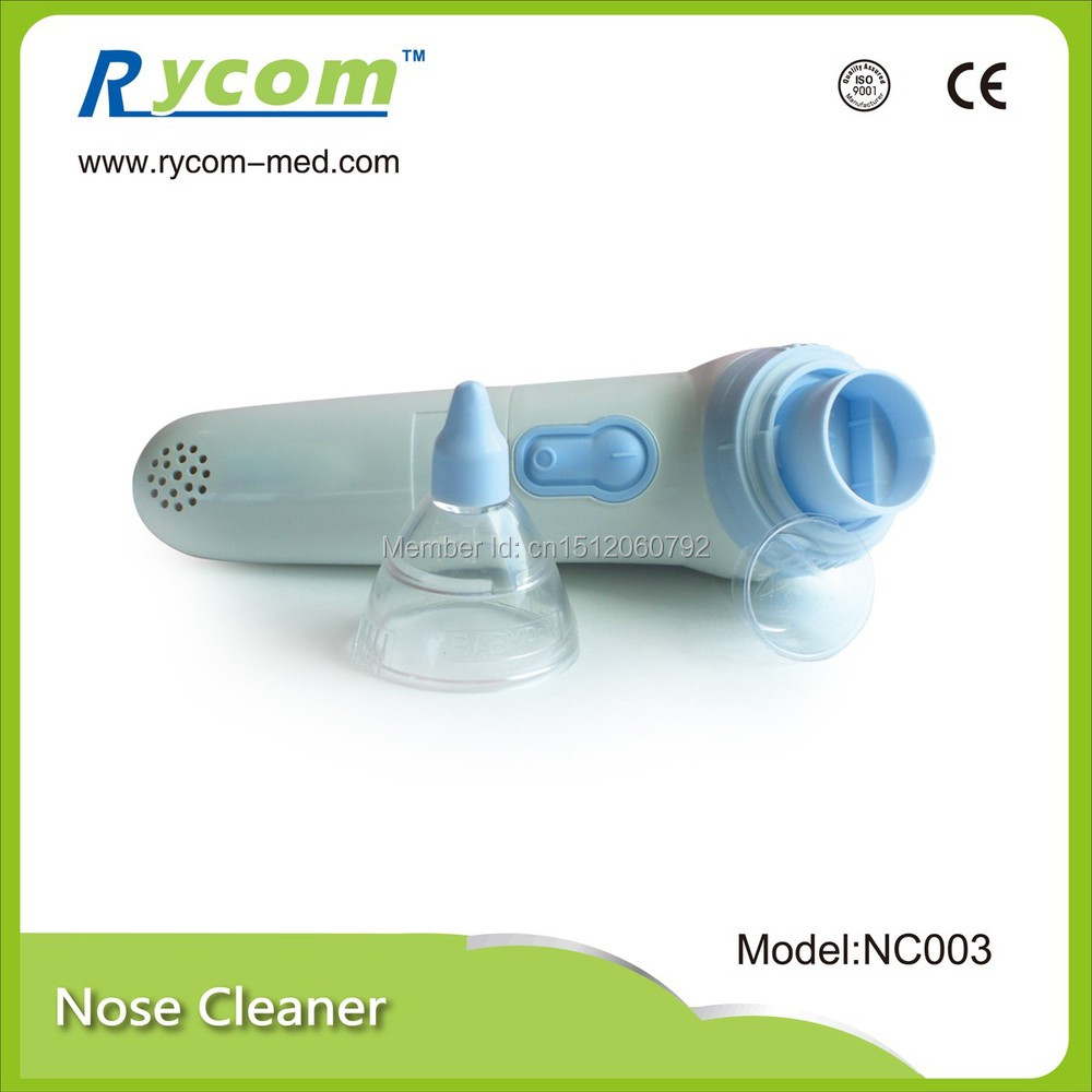 Free shipping home care Electric Baby Nose Cleaner Nasal Aspirator for newborn brand new(China (Mainland))