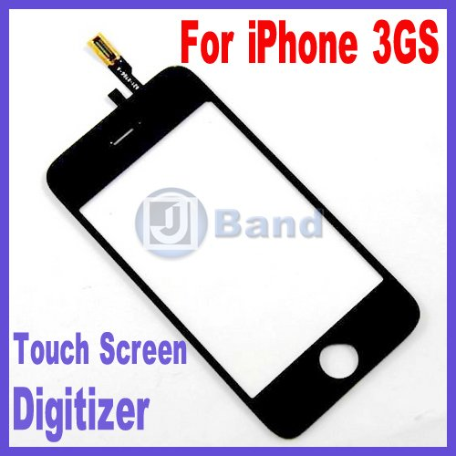 For iPhone 3GS Replacement Touch Screen Digitizer Free Shipping(China (Mainland))