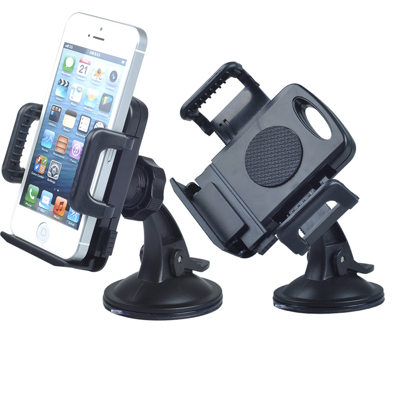 universal smartphone mobile cell phone stand support telephone car voiture phone gps holder telefon tutucu(China (Mainland))