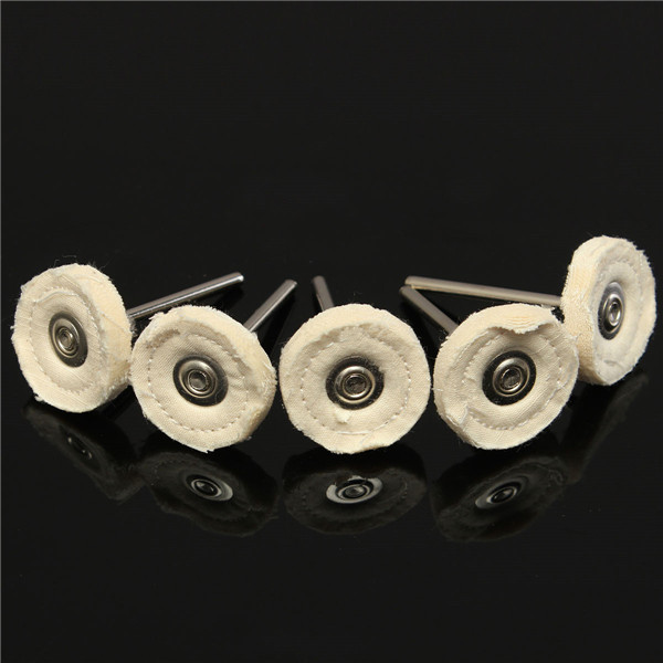 Hot Sale 1PC Cloth Polishing Wheel Buffer pad Cotton for Buff Dremel Accessory