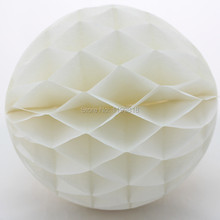 """Free Shipping!!! 100 pcs/lot 10"""" Paper Hanging Decoration Honeycomb Balls for Party Favors Supplies(China (Mainland))"""
