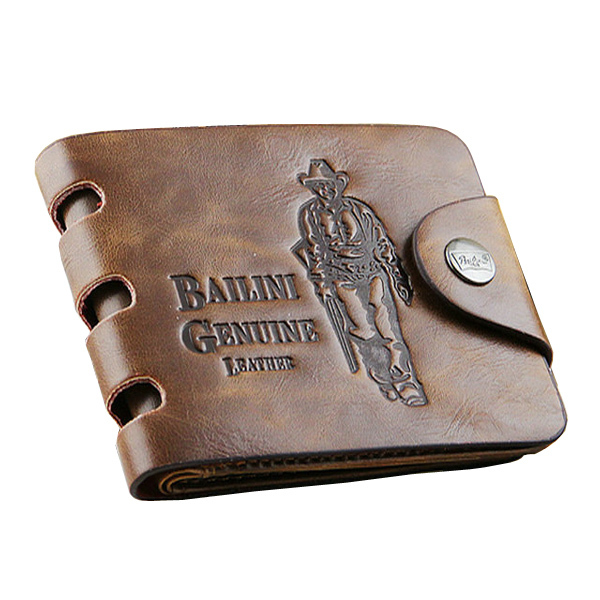 Fashion Sale designer men wallets, 10 Patterns Classic hasp casual brown credit card holders purse wallet for men free shipping(China (Mainland))