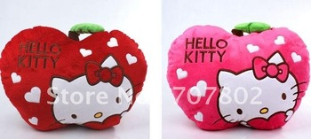 Promotions!!Hot Sale FP0607-5 35*45cm Hello Kitty cushion/kitty  cushion/Cartoon pillow/cartoon Soft cushion/kitty  toy