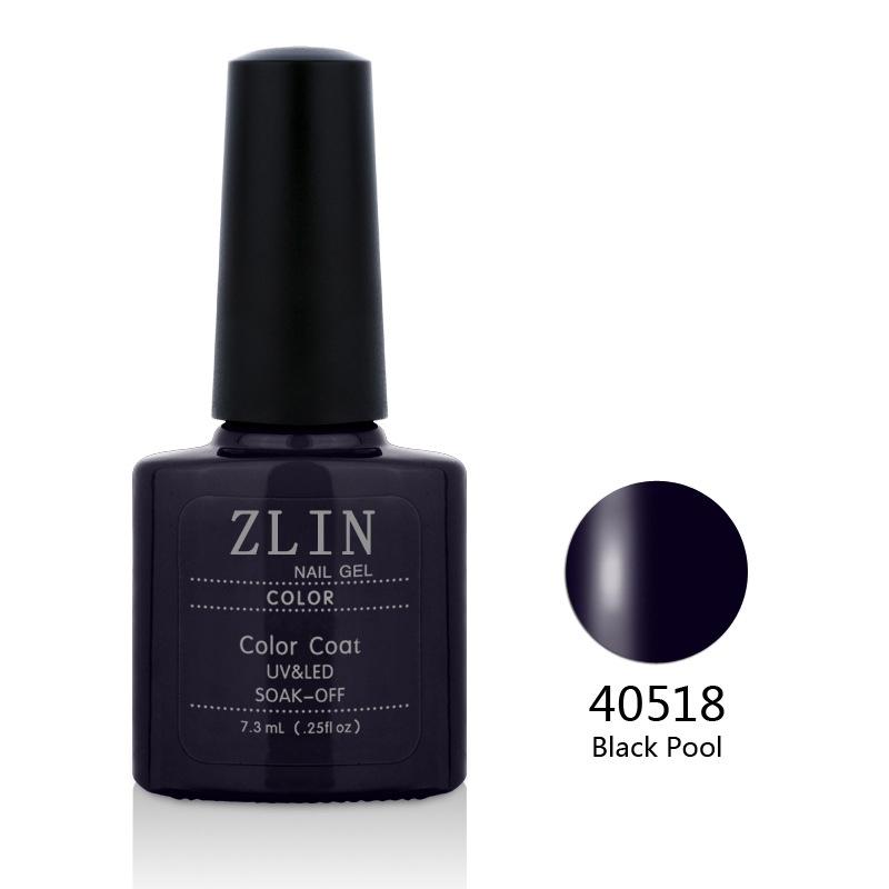 Varnish New Brand ZLIN Gel Nail Polish uv nail for Soak Off Nail Polish 79 colors choose nail art 7.3ml 40518(China (Mainland))