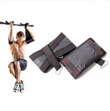 Training Fitness Equipment Exerciser Bands Hanging Belt straps Tension Resistanc