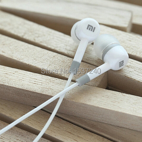 3 5mm Earphone Headphone Headset For XiaoMI M2 M1 1S For Samsung For iPhone With with