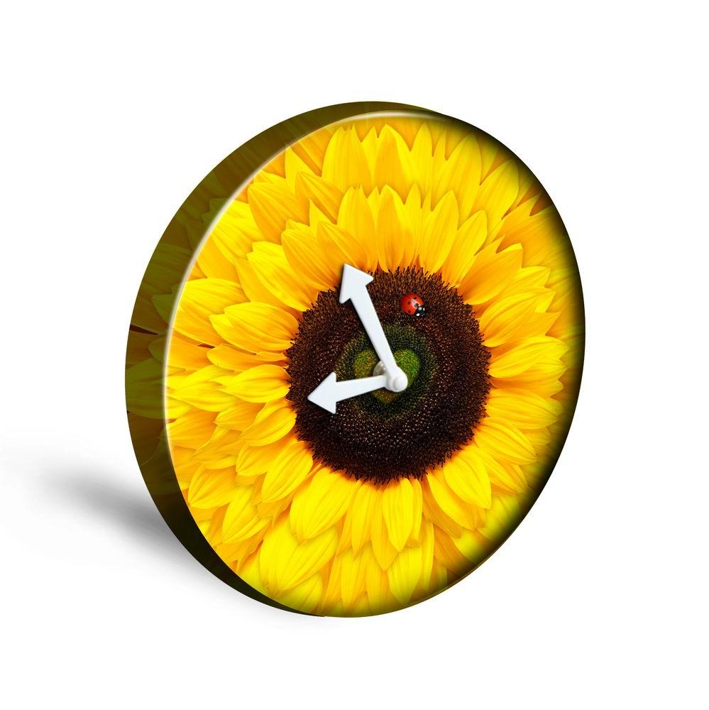 Geel wandklokken promotie winkel voor promoties geel wandklokken ...