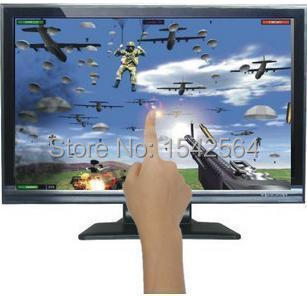 High quality 42 inch 6 points multi Infrared Touch Screen/ Panel /Frame Kit(China (Mainland))