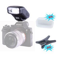 Buy JY-610 mini Camera Flash Speedlite Canon 760D 750D 700D 650D 600D 70D 60D 5D Mark III 5D Mark IV 7D 1200D 80D T6s G16 T6i for $23.99 in AliExpress store