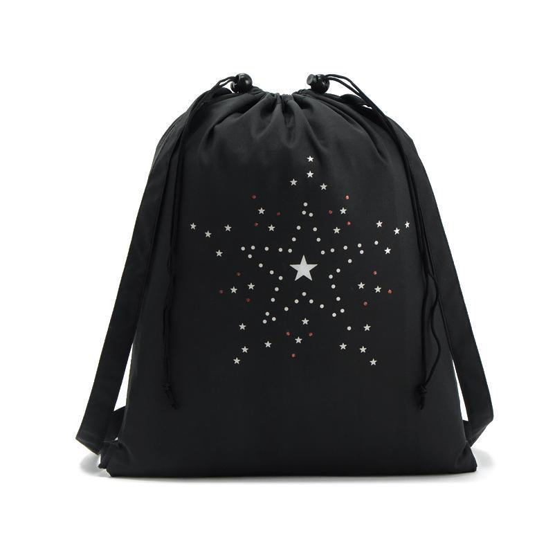 2Pcs Storage Nylon Shopping Travel Backpack Pouch Tote Handbag Folding Reusable Bags Fashion Shopping Grocery Bag Supermarket(China (Mainland))
