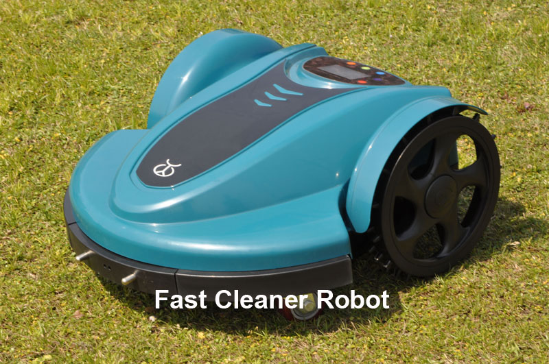 Newest Cheapest Lithium battery Remote Control Lawn Mower Robot 158N With Password,Schedule and Newest Subarea Setting(China (Mainland))