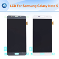 Original LCD for Samsung Galaxy Note 5 N920 LCD display touch screen digitizer glass assembly gold