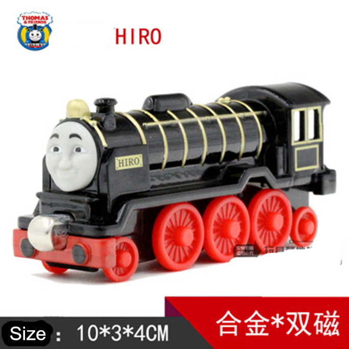 Diecast Metal Thomas and Friends Train One Piece HIRO Megnetic Train Toy The Tank Engine Trackmaster Toy For Children Kids(China (Mainland))
