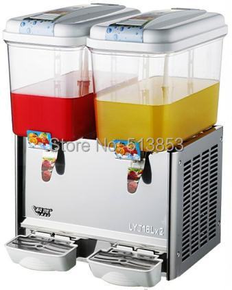 Two tanks juice dispenser (blender and spray be choiced ,cold and hot be choiced)<br><br>Aliexpress
