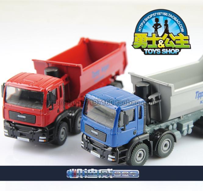 Free Shipping Truck Full alloy Engineering car toy dump truck model trucks model toy(China (Mainland))