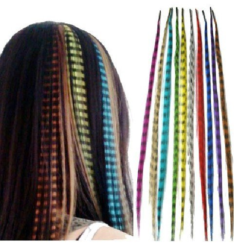Where To Buy Clip In Feather Extensions 42