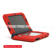 Silicone Soft Protect Case Sleeve Skin for Nintendo New 3DS LL XL Console