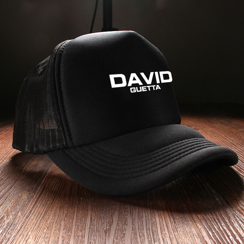 New 2017 David Guetta Rock Band Snapback Baseball Caps Men Women Casquette Brand Bone Hats For Women Chapeau Plain