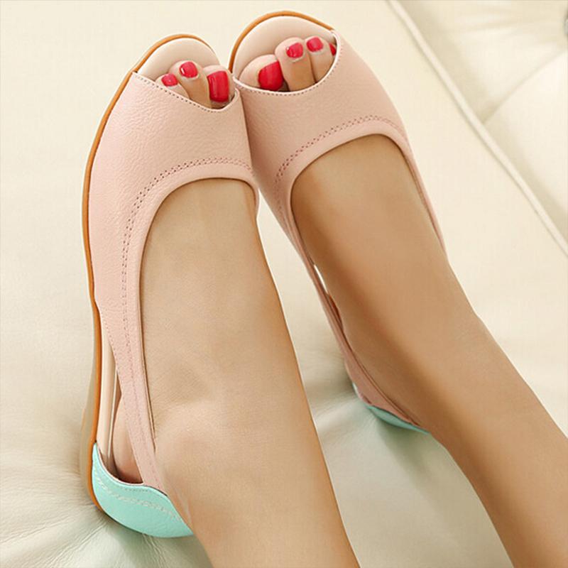 Женские сандалии 2015 New